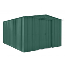 Kerti tároló ház tetőablakkal GLOBEL 1012 - zöld Előnézet