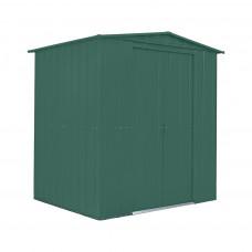 Kerti tároló ház tetőablakkal GLOBEL 65 - Zöld Előnézet