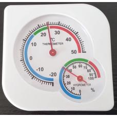 LANITPLAST Analóg hőmérő és páratartalommérő 2az1-ben Előnézet