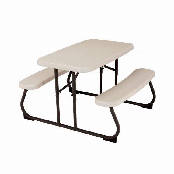 Összecsukható gyerek piknik asztal 83 cm LIFETIME 280094