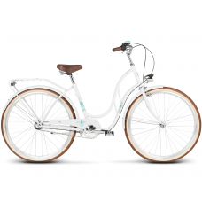 """LE GRAND Classic Női kerékpár Madison 3 18"""" 2020 - fehér Előnézet"""