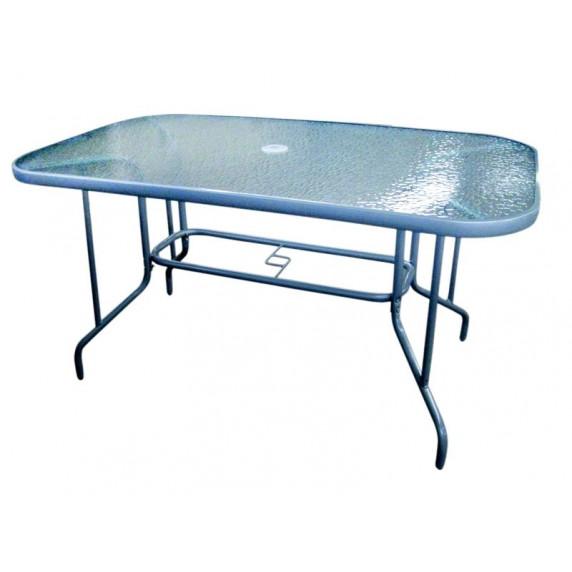 Kerti asztal Linder Exclusiv MILANO MC33083 110 x 70 cm