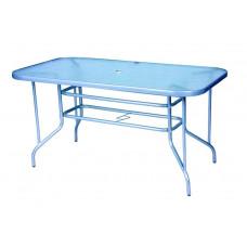 Linder Exclusiv MILANO MC331166 kerti asztal 140x80 cm  Előnézet