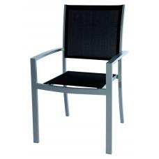 LINDER EXCLUSIV ALU MC330862 kerti szék Előnézet