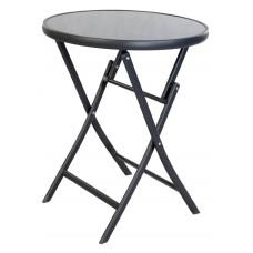 Linder Exclusiv BISTRO MC330851DG kerti asztal 71x70 cm Előnézet
