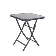 Kerti asztal Linder Exclusiv BISTRO MC330852DG 70 x 70 x 70 cm Előnézet