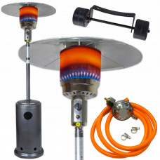 Gáz teraszfűtő 14 kW Maltec GH145 Előnézet