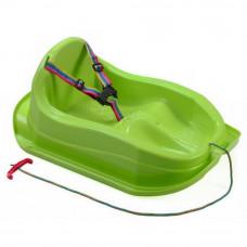 Inlea4Fun ergonomikus szánkó MAJA - Zöld Előnézet