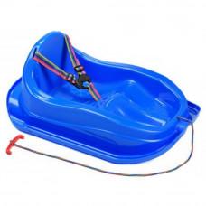 Inlea4Fun ergonomikus szánkó MAJA - Kék Előnézet