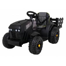 Titanium traktor utánfutóval - fekete