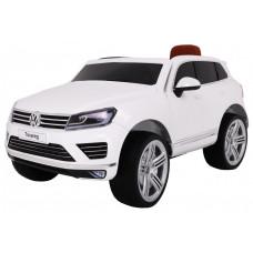Volkswagen Touareg elektromos kisautó lakozott - Fehér Előnézet