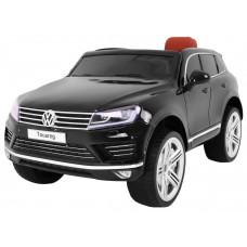 Volkswagen Touareg elektromos kisautó lakozott - Fekete