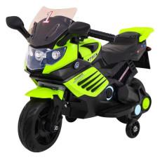 Inlea4Fun Superbike Elektromos kismotor - Zöld Előnézet