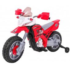 Inlea4Fun LANNER CROSS Motor Elektromos kismotor - piros Előnézet