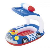Felfújható autó csónak BESTWAY 34103 - Kék