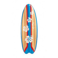 Felfújható szörfdeszka INTEX SURFS UP - Virágos