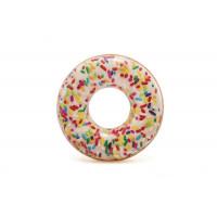 INTEX felfújható matrac fánk Sprinkle Donut