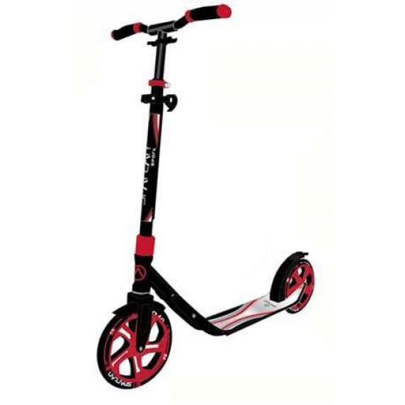 Roller SPARTAN Jumbo III - fekete