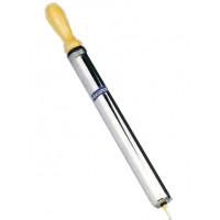 Kézi fém labdapumpa SPARTAN 30 cm