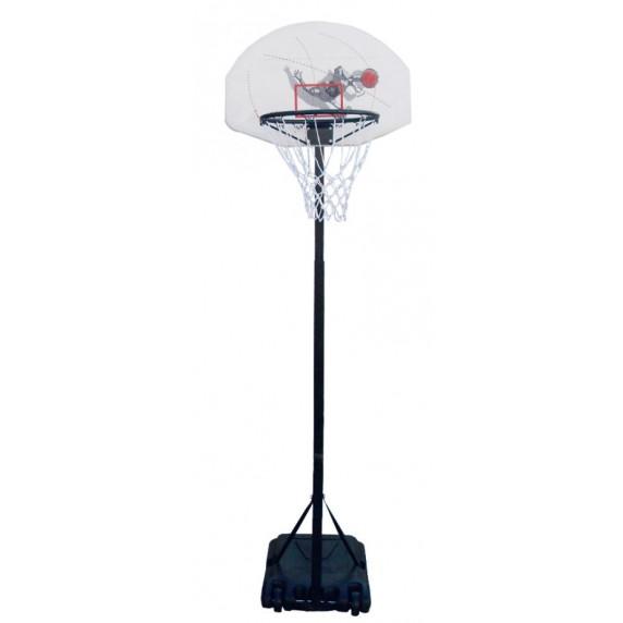 Kosárlabda palánk SPARTAN 45 x 71 cm