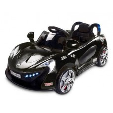 TOYZ Aero elektromos kisautó - fekete Előnézet