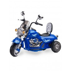 TOYZ Rebel elektromos gyerekmotor - Kék Előnézet
