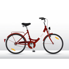 Vedora Lady 24 női kerékpár 16´´ Előnézet