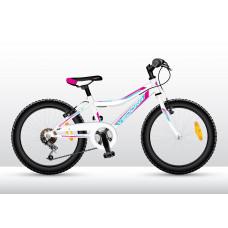 """Vedora Intro 200 kislány kerékpár 20"""" Előnézet"""