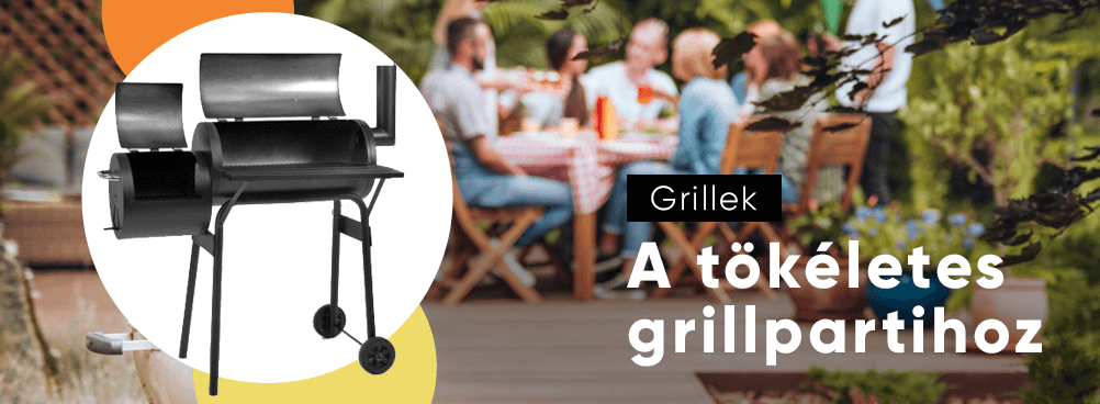 Grillek - A tökéletes grillpartihoz